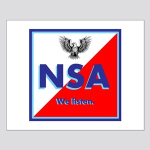 NSA Posters