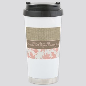 to have and to hold Stainless Steel Travel Mug