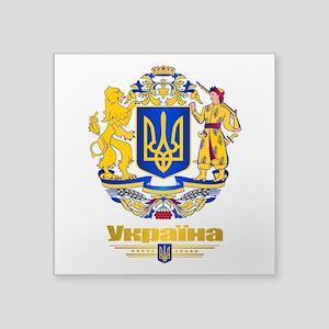 Ukraine COA Sticker