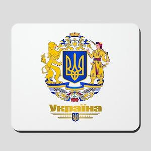 Ukraine COA Mousepad
