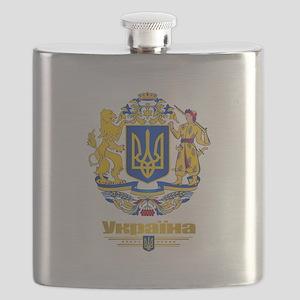 Ukraine COA Flask