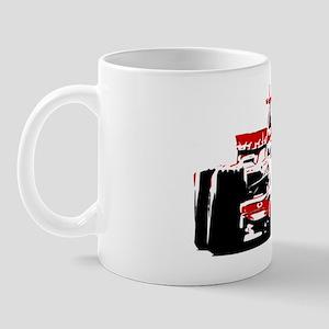 F 1 Mug