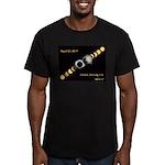 Franklin KY Solar Ecli Men's Fitted T-Shirt (dark)