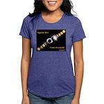Franklin KY Solar Eclipse Womens Tri-blend T-Shirt