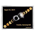 Franklin KY Solar Eclipse Pillow Sham