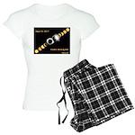 Franklin KY Solar Eclipse Women's Light Pajamas