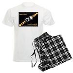 Franklin KY Solar Eclipse Men's Light Pajamas