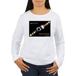 Franklin KY Solar Ecli Women's Long Sleeve T-Shirt