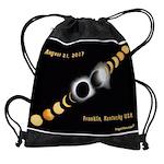 Franklin KY Solar Eclipse Drawstring Bag