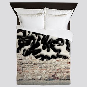 graffiti Queen Duvet