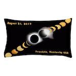 Franklin KY Solar Eclipse Pillow Case