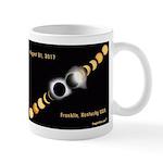 Franklin KY Solar Eclipse 11 oz Ceramic Mug