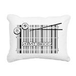 Sushi Code Rectangular Canvas Pillow