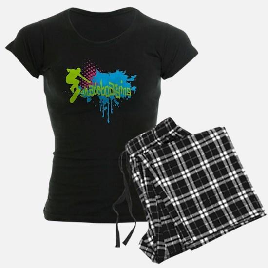 Graffiti skateboarding Pajamas