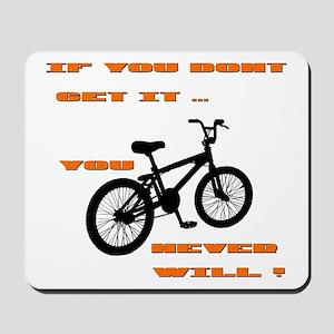 BMX Bike Mousepad