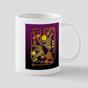 Nazca Hummingbird (P) Mug