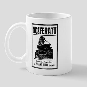 Nosferatu Film Poster Mug