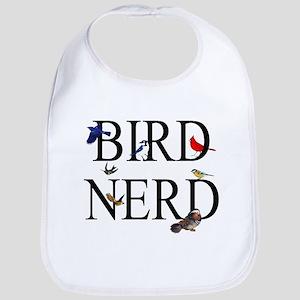 Bird Nerd Bib