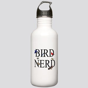 Bird Nerd Stainless Water Bottle 1.0L