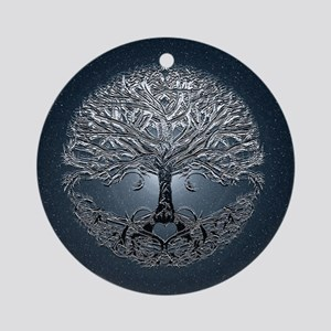 Tree of Life Nova Ornament (Round)