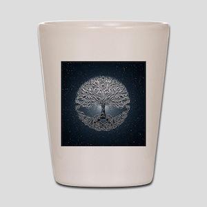 Tree of Life Nova Shot Glass