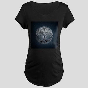 Tree of Life Nova Maternity T-Shirt