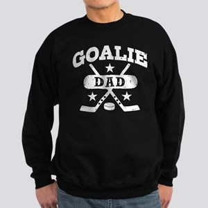 Goalie Dad Sweatshirt (dark)