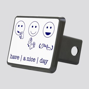 f_niceday Rectangular Hitch Cover