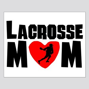 Lacrosse Mom Poster Design