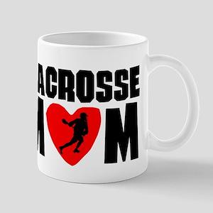 Lacrosse Mom Mugs