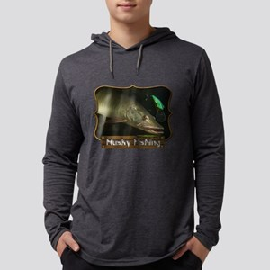Musky Fishing 1 Long Sleeve T-Shirt