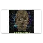 transcendence Sticker