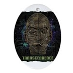 transcendence Ornament (Oval)
