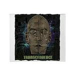 transcendence Throw Blanket