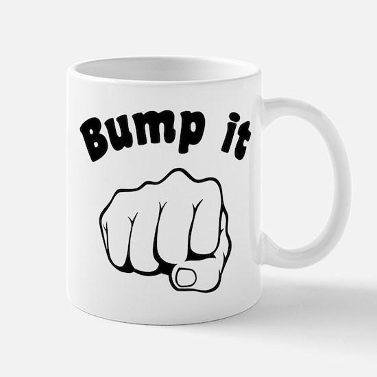 Fist Bump It Mugs