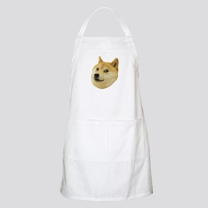 Doge Very Wow Much Dog Such Shiba Shibe Inu Apron
