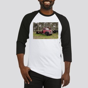 Old red truck Baseball Jersey