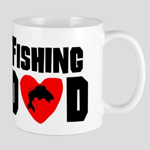 Fishing Dad Mugs
