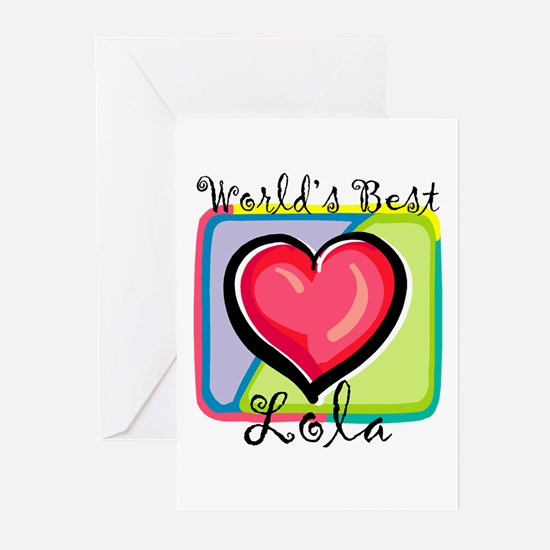 WB Grandma [Tagalog] Greeting Cards (Pk of 10)