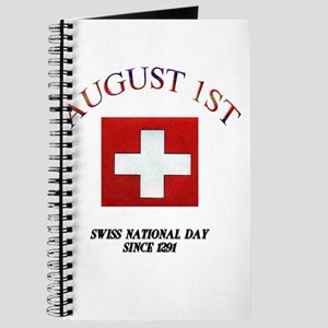 August First Journal