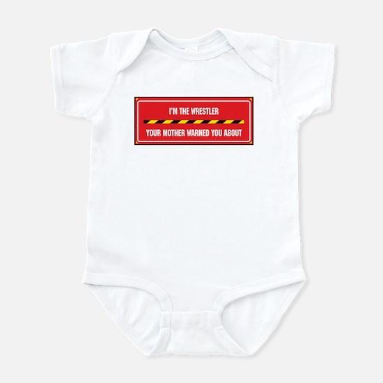 I'm the Wrestler Infant Bodysuit
