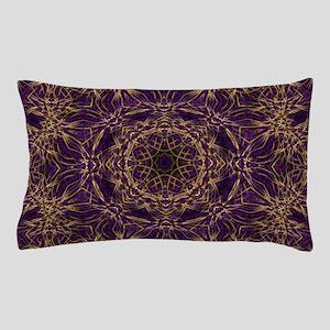 Purple Mandala Hippie Pattern Pillow Case