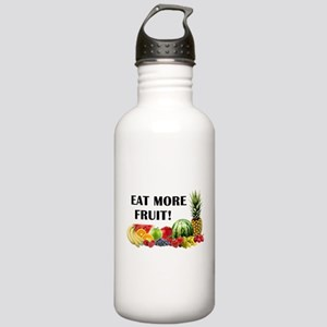 Eat More Fruit Water Bottle