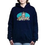 Yvette And Dolls Women's Hooded Sweatshirt