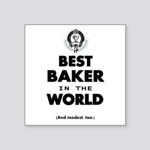 Best 2 Baker copy Sticker