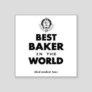 Best 2 Baker copy Sticker