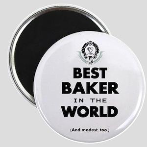 Best 2 Baker copy Magnets