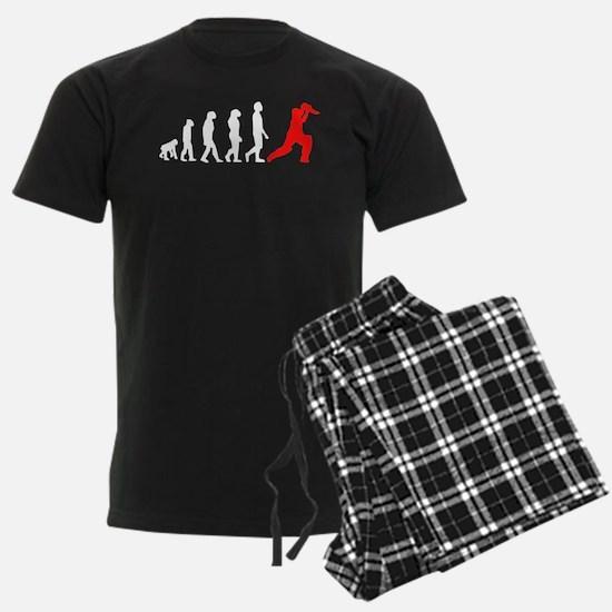 Cricket Evolution (Red) pajamas