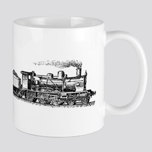 Steam Engine Mugs