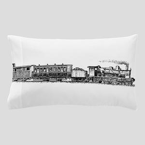 Steam Engine Pillow Case
